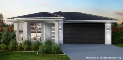 Ready Built Properties in Logan! House and Land for only $450,500