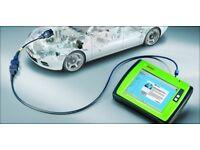 Diesel Particulate Filter DPF Regenerations Diagnostic Limp Mode Warning Light Sluggish Programming