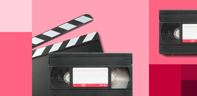 Filme auf VHS