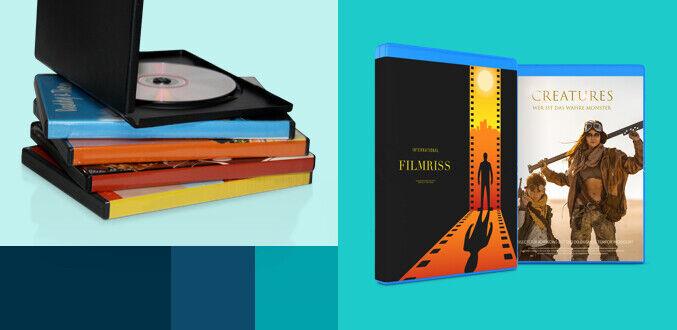 Filme auf DVD & Blu-ray