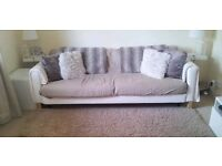 Ikea Karlstad Sofa Bed 3/4 Seater Sofa Bed