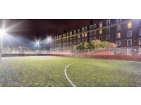 Weekend 5/6-a-side Football in Brixton