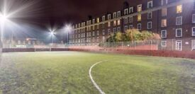 Sunday FOOTBALL in Brixton! Friendly 6-a-side games at Ferndale (5mins from station)