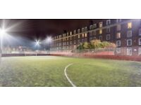 Looking for players: League 6-a-side, Brixton, Wednesday evenings. It's the same as 5-a-side