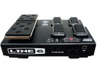 Line 6 FBV Express MKII footswitch pedal (Black)