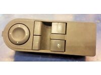 VAUXHALL Opel Astra H 2004-2010 WINDOWS SWITCH 03459215 13183679AN 13183679