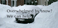 Book Your Snow Removal Now!!