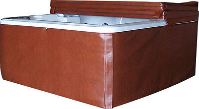 SPA GUY Hot Tub Winter Jacket Insulating Cabinet Cover
