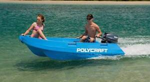 LOOKING FOR: Polycraft 3.00m Tuff Tender Hawthorn Boroondara Area Preview