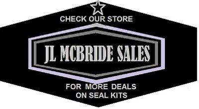 Loader Cylinder Seal Kit Fits Massey Ferguson 236 837147m91