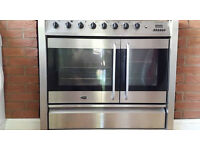 Belling 100cm rangestyle gas cooker