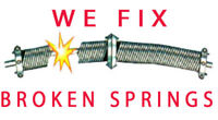 gd broken spring, cable, service and repair