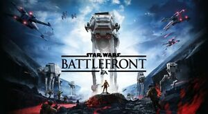 STAR WARS BATTLEFRONT PS4 A ECHANGER