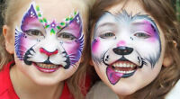 Face Painting for Your Event