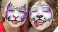 Face Painting ☆☆☆☆☆ Maquillage pour enfants