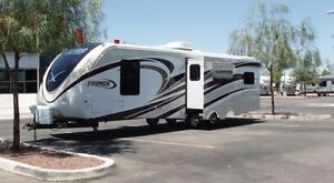 Keystone Bullet Premier 2010 Travel Trailer""