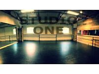 Dance & Fitness studio available