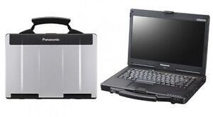 "14"" Panasonic Toughbook CF-53 Core i5 Business Rugged Laptop"