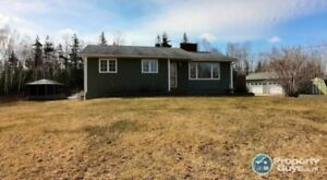 Antigonish: Updated 3 bed bungalow on 9.43 acres