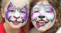 Mascot Birthdays, Face Painting, Dance Parties & MORE !
