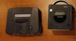 Buying n64 and GameCube!