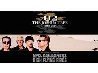 U2 Concert - Twickenham Stadium (Sun 9th July) London - 4 Tickets pitch standing