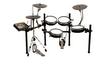 Mark Yes Professional Drum Kit (Electronic) Mothar Mountain Gympie Area Preview