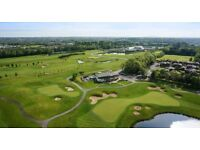 KNOCK GOLF CLUB 4 BALL VOUCHER