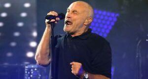 Phil Collins à Montréal le 16 octobre 2018  Dernière chance-Last