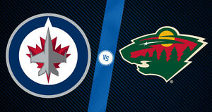 Winnipeg JETS vs. Minnesota Wild Nov. 27 (Upper Bowl Pair)