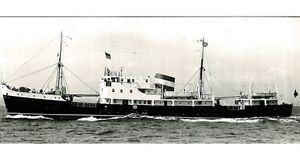 Proud of our History – MV Bonavista
