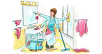 LOOKING FOR PROFESSIONAL CLEANING? AFFORDABLE, QUICK AND LOCAL!