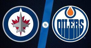 Oilers vs Winnipeg Jets Dec 11th Sunday - Cheap Aisle Seats