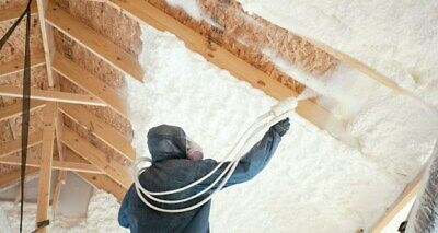 Open Cell Polyurethane Spray Foam 1 Set Yields Approx. 20000 Board Feet