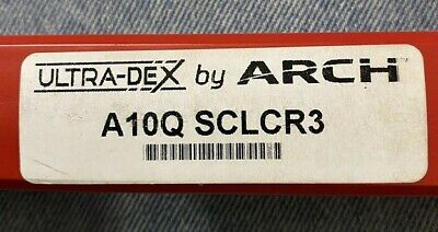 Ultra-dex By Arch A10q Sclcr3 Indexable Coolant Thru 58 Steel Boring Bar