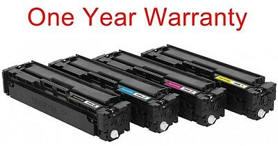 4 no-OEM print ink toner cartridge for HP LaserJet Pro M252n laser color Printer