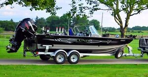 One Serious fishing boat!  As New....Fully loaded!