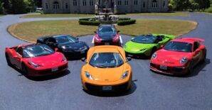 BIGGEST, CHEAPEST EXOTIC CAR RENTAL COMPANY IN CANADA