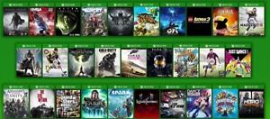 Looking for Xbox One Games!