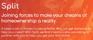 Get a house! Co-invest with other investors using SPLIT
