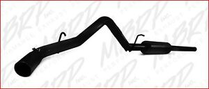 EXHAUST Black Series Chevrolet 1500 09-13