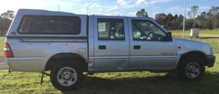 2000 Holden Rodeo Lx Crew Cab P/up dual fuel Redland Bay Redland Area Preview