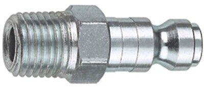 New Plews Tru-flate 12-125 Air Line Compressor 14 Male Nipple Hose Fitting