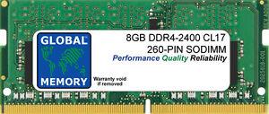 8GB-1-x-8GB-DDR4-2400MHz-PC4-19200-260-PIN-MEMORIA-SODIMM-PER-COMPUTER-PORTATILI