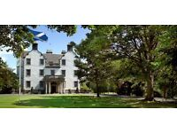 Banqueting Waiting Staff - Prestonfield