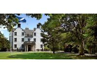 Assistant Events Manager - Prestonfield