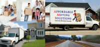 ** AFFORDABLE MOVING **     $65/ HR   ** 506 380 7708 **