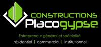 Rénovation / Construction : gypse, joints, peinture
