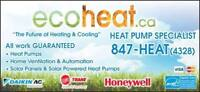 Eco Heat- Heat Pump Specialist