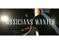 Accomplished Bass & Drums wanted for gigging band/trio/duo upcoming gigs waiting Blues/rock/soul